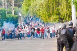 Disturbios en marcha frustrada del PLC