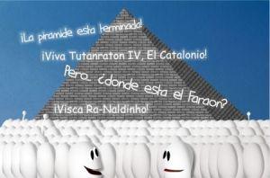 La Pirámide de Tutanratón IV